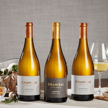 Central Coast Chardonnay 6-Bottle Collection